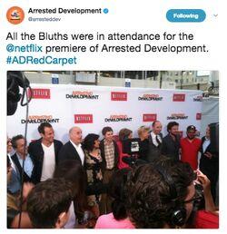 2013 Netflix S4 Premiere (arresteddev) - Arrested Development Cast 01.jpg