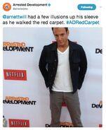 (04-29-13) 2013 Netflix S4 Premiere - Will Arnett