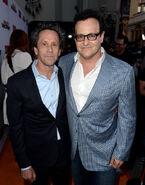 2013 Netflix S4 Premiere - Brian and Mitch 1