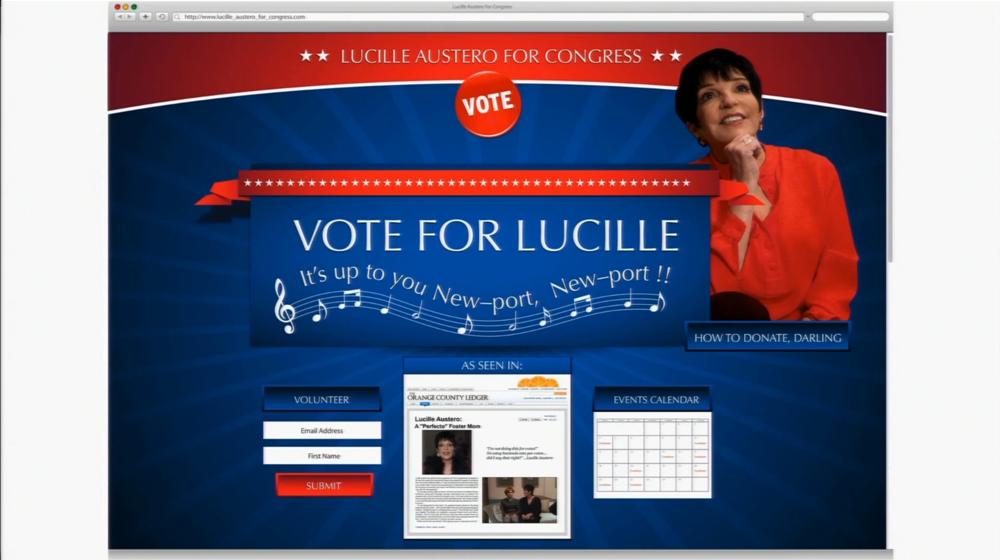 Lucille Austero's Congress Campaign