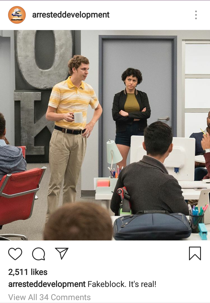 2019 Season 5 (Arrested Development) - George-Michael and Maeby 01.png