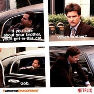 """Facebook Quotes - 1x09 """"Which Brother"""" 01"""