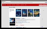 Netflix blue