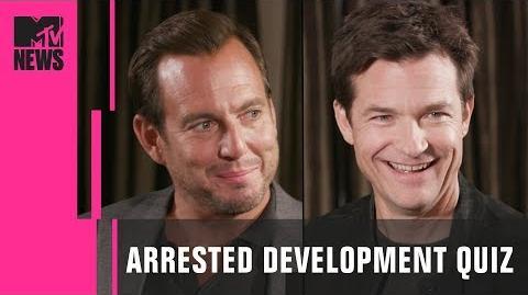 Jason Bateman & Will Arnett's Super Duper Hard 'Arrested Development' Trivia Challenge MTV News