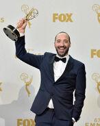 2015 Primetime Emmy Awards - Tony Hale 2