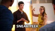 "Supergirl 1x18 Sneak Peek 3 ""Worlds Finest"" (HD) The Flash Crossover"