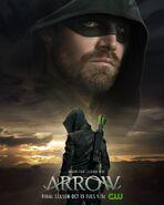 Arrow-poster saison 8