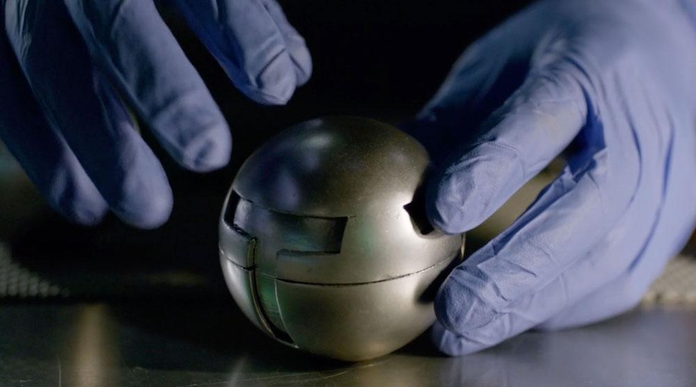 T-Sphères