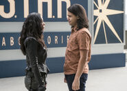 14.The Flash Dead or Alive Gypsy et Cisco