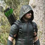 13.arrow Lost in the Flood-green Arrow.jpg