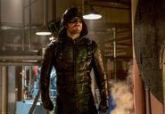 20.Thanksgiving Arrow Green Arrow