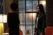 7.Supergirl The Darkest Place Maggie & Alex