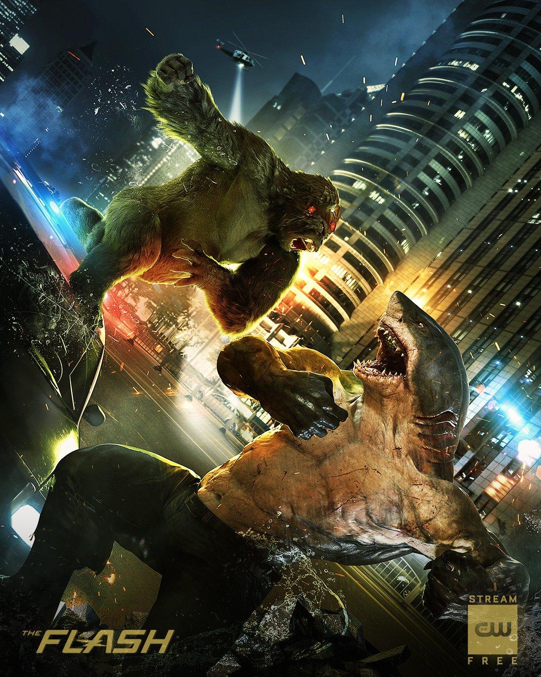 Combat de titans