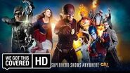 """The Flash, Arrow, Supergirl, DC's Legends of Tomorrow """"4 Night Crossover"""" Extended Promo HD-0"""