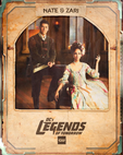 DC's Legends of Tomorrow Season 5 - He's been crushing on her