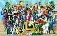 Legion dc comics
