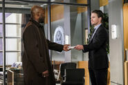 3.Arrow The Sin-Eater Oliver Queen et Frank Pike