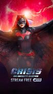 Poster Crisis On Infinite Earths Batwoman
