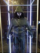 Arrow costume