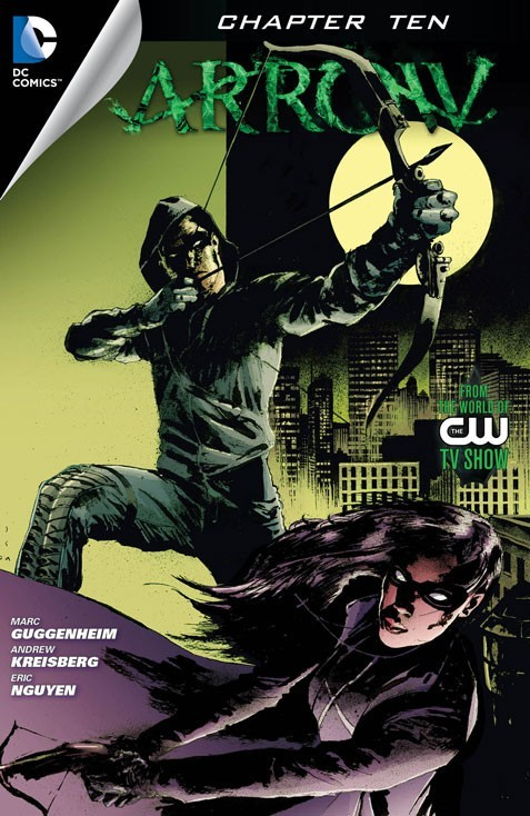 Huntress Year One (Comics)