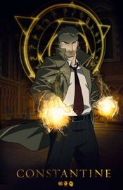 Saison 1 (Constantine)
