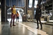 7.The Flash Dead or Alive Cisco, Kid Flash et Gypsy