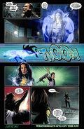 Comics épisode taken