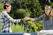 13.Supergirl Midvale Alex et Kara Danvers