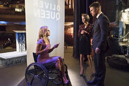 5.arrow.code of silence smoke The et Oliver