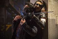 2.Arrow-Life Sentence-Black Canary