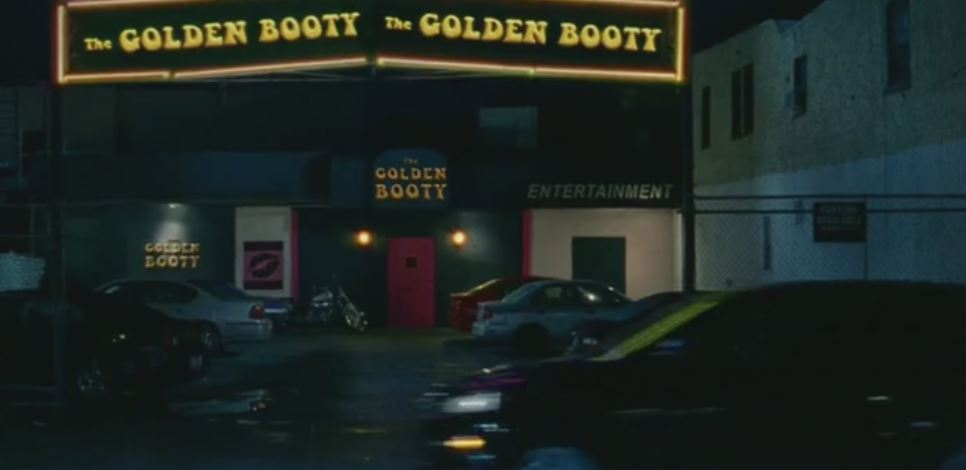 The Golden Booty