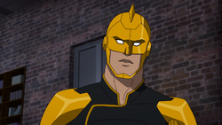 Ray Terrill after getting his photokinetic suit.png