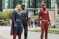 2.LOT-Crisis On Infinte Earths-ATOM, Supergirl et Flash