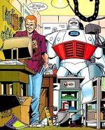 Pat Dugan dans les comics