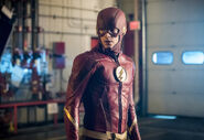 4.The Flash Mixed Signals Flash