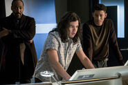 6.The Flash Cause and Effect Joe, Cisco et Wally