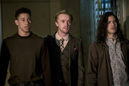 1.The Flash Cause and Effect Wally, Julian et Cisco