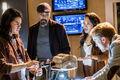17.The Flash The Wrath of Savitar Cisco, Iris et Julian