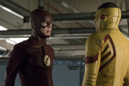 6.The Flash Borrowing Problems From the Future Flash & Kid Flash