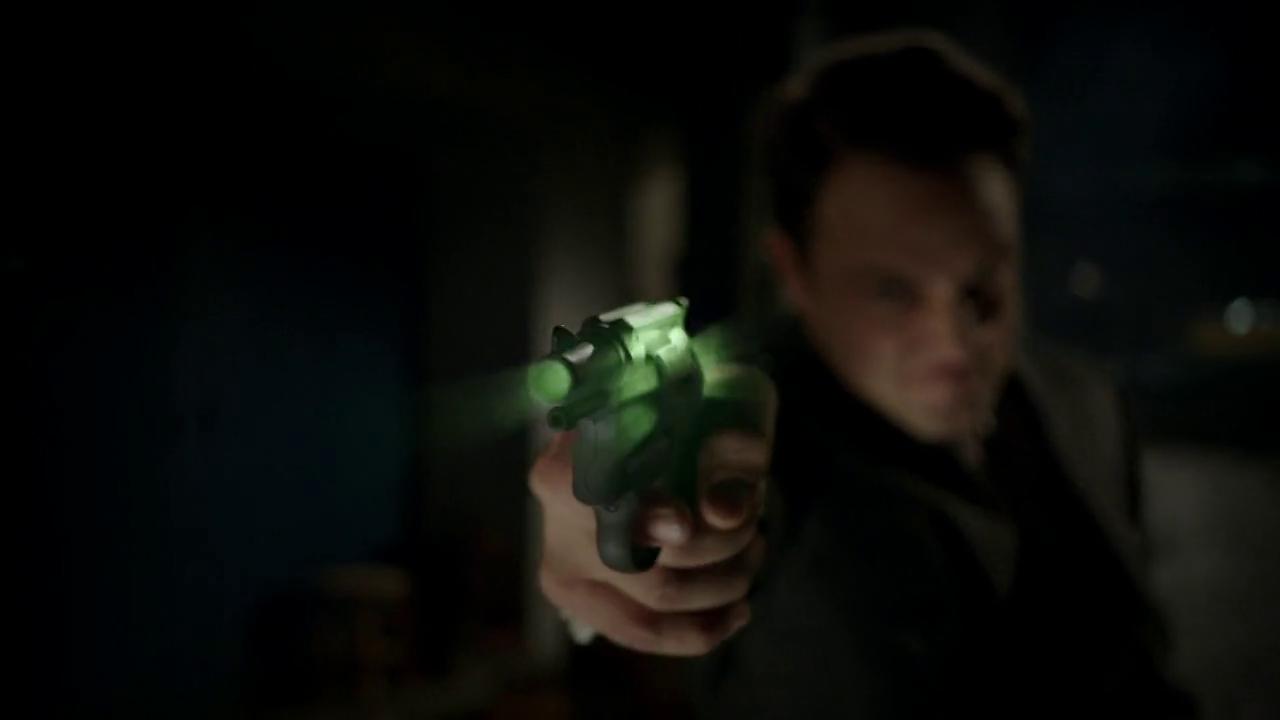 Pistolet Hellfire