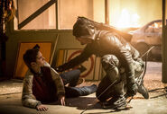 20.Arrow-We Fall-Green Arrow et William