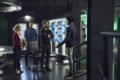 15.Arrow Irreconcilable Differences Felicity, Diggle, Oliver et Curtis