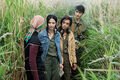 9.Legends of Tomorrow Welcome to the jungle Anh Ly, Zar, Amaya et Ray