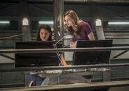 5.The Flash Dead or Alive Cisco et Caitlin