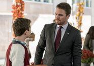 5.Thanksgiving Arrow William et Oliver