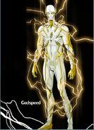 Godspeed comics August Heart