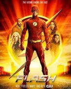 The Flash Saison 7 poster
