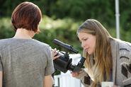 15.Supergirl Midvale Alex Danvers et Kara Danvers