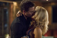 3.Arrow next of kin Oliver et Felicity