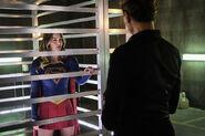 4.Supergirl The Darkest Place Supergirl & Lilian